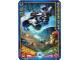 Gear No: 6021448  Name: Legends of Chima Deck #1 Game Card 103 - Gashuntor W4