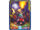 Gear No: 6021450  Name: Legends of Chima Deck #1 Game Card 73 - Winzar