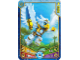 Gear No: 6021460  Name: Legends of Chima Deck #1 Game Card 87 - Eris