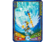 Gear No: 6021461  Name: Legends of Chima Deck #1 Game Card 89 - Axcalibur