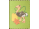 Gear No: 6031646card02  Name: DUPLO Animal Memory Card #2 - Ostrich