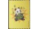 Gear No: 6031646card07  Name: DUPLO Animal Memory Card #7 - Panda Bear