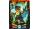 Gear No: 6033939  Name: Legends of Chima Deck #1 Promotional Foil Game Card - Laval