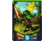 Gear No: 6033946  Name: Legends of Chima Deck #1 Promotional Foil Game Card - Cragger