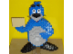 Gear No: 6035227  Name: Seal 'Piet Flosse' (Glued)