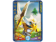 Gear No: 6058363  Name: Legends of Chima Deck #2 Game Card 209 - Jabaka