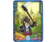 Gear No: 6058376  Name: Legends of Chima Deck #2 Game Card 204 - Fangius
