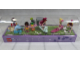 Gear No: 6071313  Name: Display Assembled Minifigures, Friends in Plastic Case