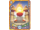 Gear No: 6073213  Name: Legends of Chima Deck #3 Game Card 318 - Worriz