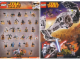 Gear No: 6112079  Name: Star Wars 2015 Rebels Minifigure Gallery / TIE Defender Prototype Poster - Double-Sided
