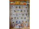 Gear No: 6112079b  Name: Star Wars Rebels 2015 Minifigure Gallery, Single Sided