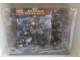 Gear No: 6125518  Name: Display Assembled Set, Super Heroes 76030 in Plastic Case