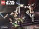 Gear No: 6144424  Name: Star Wars Buildable Figures Obi-Wan Kenobi vs. General Grievous Poster (Set 66535)