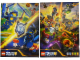 Gear No: 6149204  Name: Poster Nexo Knights, Double Sided showing Minifigures (6149204_6157212)