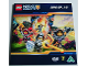Gear No: 6165408  Name: Video DVD - Nexo Knights 2016 EP. 1-2