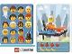 Gear No: 6187193  Name: Community Set 45022 Game Card 16 - Fishmonger