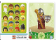 Gear No: 6187234  Name: Education Set 45023 Game Card 09 - Castle Guard