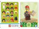 Gear No: 6187242  Name: Education Set 45023 Game Card 15 - Pirate
