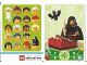 Gear No: 6187248  Name: Education Set 45023 Game Card 21 - Dark Wizard