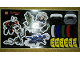 Gear No: 6211048-6211120  Name: Sticker, The LEGO Ninjago Movie, Sheet of 22