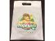 Gear No: 63782lfm  Name: Gift Bag, Legoland Florida Resort Brick Dash 5K 2018 Pattern