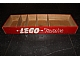 Gear No: 700.K.5  Name: Wooden Storage Box Retailer 5 Partitions (Lego Mursten)