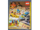 Gear No: 70049  Name: Plastic Folder for Building Instructions