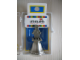 Gear No: 709042  Name: Bell, Pewter with Minifig Handle
