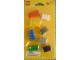 Gear No: 714850  Name: Magnet Set, Bricks, Classic Medium 1