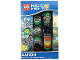 Gear No: 8020523  Name: Watch Set, Nexo Knights with Aaron Minifigure