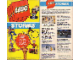 Gear No: 8419-2  Name: Video Tape - Lego Stories
