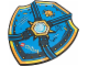 Gear No: 850614  Name: Shield, Legends of Chima Laval's Shield