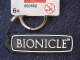 Gear No: 850652  Name: Bionicle Key Chain with 'BIONICLE' Text (Rubber)