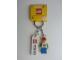 Gear No: 850801  Name: I Brick Tokyo Minifigure Key Chain, Tokyo, Japan