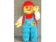 Gear No: 850834  Name: Plush Buddy Figure