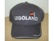 Gear No: 850858  Name: Ball Cap, Legoland Deutschland Pattern- 'Deutschland' on Bill