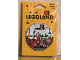 Gear No: 850986  Name: Magnet Flat, Legoland Pattern