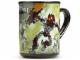 Gear No: 851174  Name: Food - Cup / Mug, Bionicle Toa Hordika Pattern