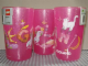 Gear No: 851284  Name: Food - Cup / Mug, Legoland Fantasy Pink Glitter Pattern
