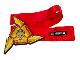 Gear No: 851338  Name: Weapon, Ninja Throwing Star (Shuriken) and Belt