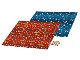 Gear No: 851407  Name: Gift Wrap & Tags, Christmas Tree / Snowman Pattern