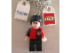 Gear No: 851731  Name: Harry Potter Tournament Key Chain with Tile, Modified 3 x 2 Curved with Hole (2) Lego Logo and Harry Potter Logo