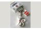Gear No: 851883  Name: Clikits White Cat Key Chain