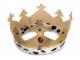 Gear No: 851896  Name: Headgear, King's Crown
