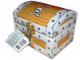 Gear No: 851936  Name: Coin Bank, Pirate Chest with Lock