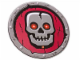 Gear No: 852004  Name: Shield, Skeleton Shield Round