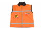 Gear No: 852015  Name: Bodywear, Vest, Children's with Contruction Worker Pattern