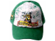 Gear No: 852196  Name: Ball Cap, Castle Small Dwarf - Big Hero Pattern