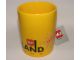 Gear No: 852435  Name: Food - Cup / Mug, Billund 40-Year Anniversary Pattern