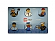 Gear No: 852518  Name: Food - Placemat City Minifigures Pattern